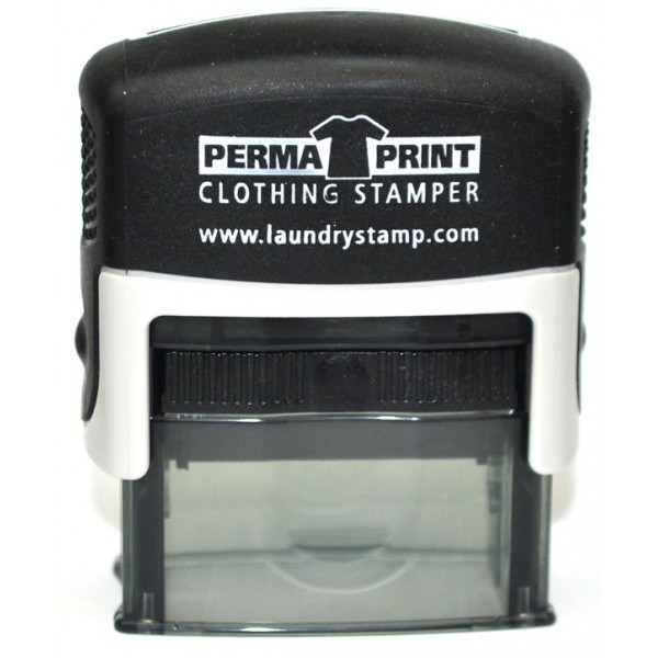 PermaPRINT Clothing Stamper With White Ink