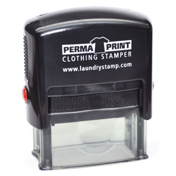 Clothing Stamp Self Inking Camp