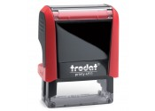 Trodat 4911 Clothing Marker - Non-Toxic Clothing Stamp